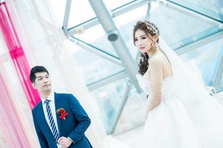 婚禮紀錄 建雄&沂真 西式證婚 婚宴