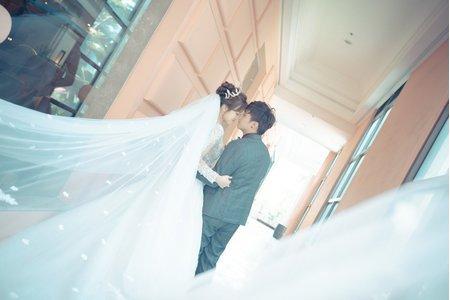 婚禮紀錄 嘉航&明柔 文定 迎娶 婚宴 和樸飯店