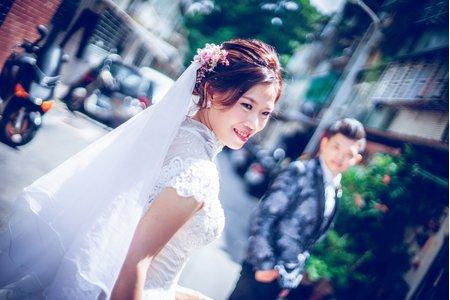 婚禮紀錄 嘉慶&芸嘉 純迎娶儀式