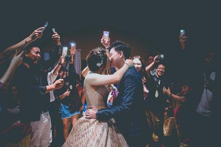 婚禮紀錄 東霖&林蓉 文定 迎娶 婚宴 高雄紐約會館