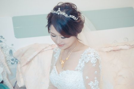 婚禮紀錄 健宏&夢微 文定 迎娶儀式