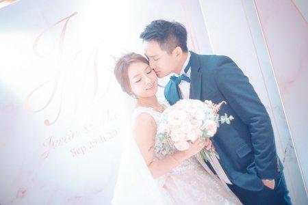 婚禮紀錄 俊廷&敏慈 迎娶 婚宴 國賓大飯店