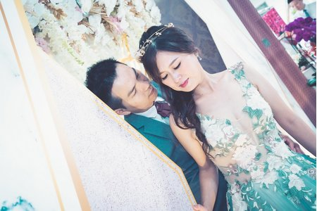 婚禮紀錄 健宏&夢微 歸寧婚宴