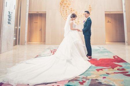 婚禮紀錄 聖夫&淑穎 婚宴 格萊天漾飯店