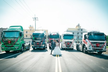 婚禮紀錄 良益&采萍 迎娶 婚宴