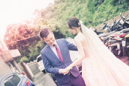 婚禮紀錄 健銘&家蓁 迎娶