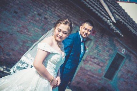 婚禮紀錄 瑋民&美婷 迎娶 婚宴