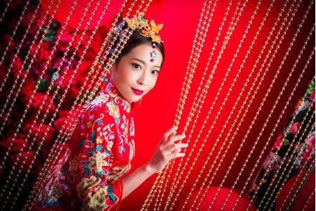 ZARA中國風寫真 秀禾服寫真攝影