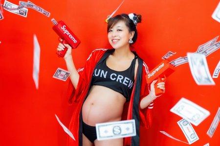 Lene 孕婦寫真 孕媽咪寫真攝影 孕婦照