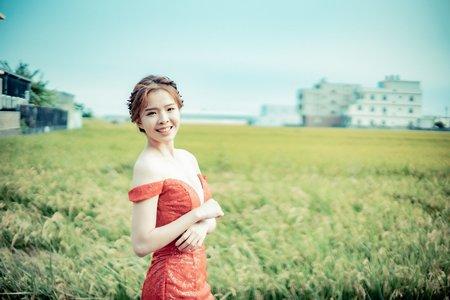 婚禮紀錄 雅莉&泊檍 文定儀式 自宅儀式