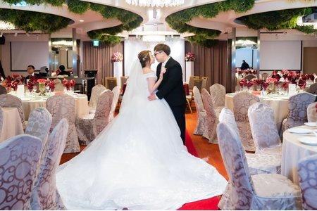婚禮紀錄 上平&詞薇 文定 迎娶 婚宴 凱薩大飯店