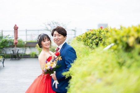 婚禮紀錄 欣豫&家峻 婚宴 凱薩飯店