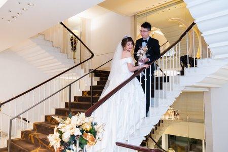 婚禮紀錄 佳汶&明齊 證婚 婚宴 老爺大飯店