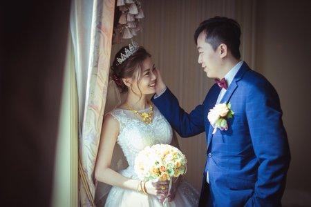 婚禮紀錄 藝馨&忠致 迎娶 婚宴  高雄漢來大飯店 漢來巨蛋宴會館