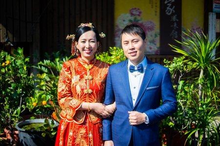 婚禮紀錄 欣怡&冠霖 文定 婚宴