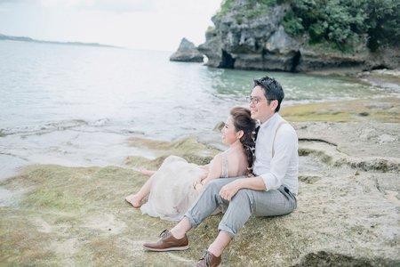 海外婚紗X日本沖繩│海外婚紗│婚紗攝影│自助婚紗