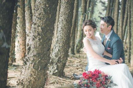 佳偉與碩碩│海外婚紗│婚紗攝影│自助婚紗