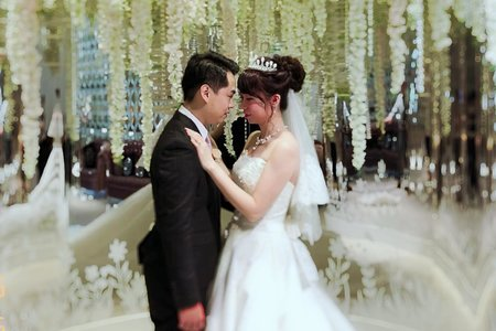 新娘Jeny白紗造型