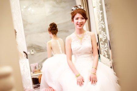 雨涵公主👸白紗造型