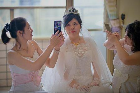 小婷公主👸白紗造型