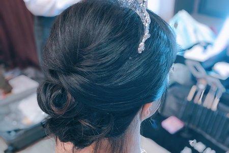 馨公主👸白紗造型