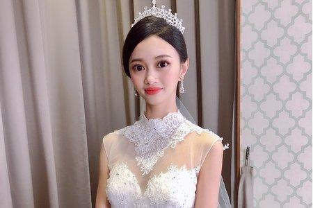 芯如公主👸白紗造型
