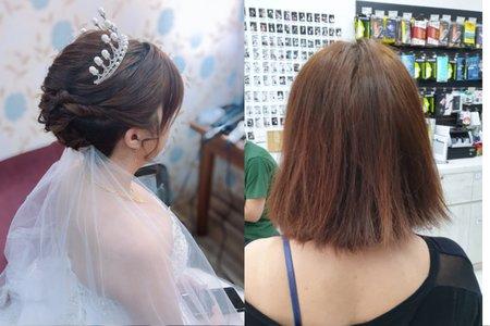 慧慧公主👸白紗造型