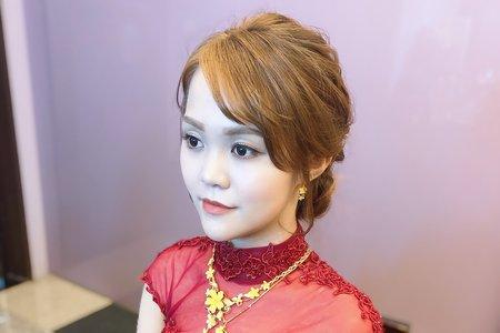 小芸公主👸文訂造型