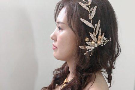 Yanlin清新韓風造型