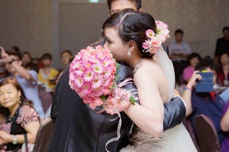 光俊&依華|大里菊園婚宴會館