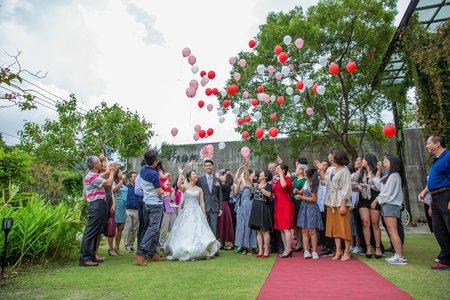 婚禮紀錄|婚攝滷蛋|新月梧桐