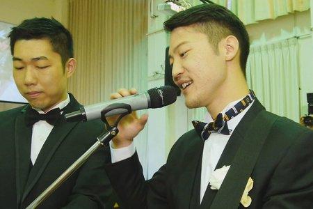 Alvan &Lynn@平鎮浸信會 錄影MV