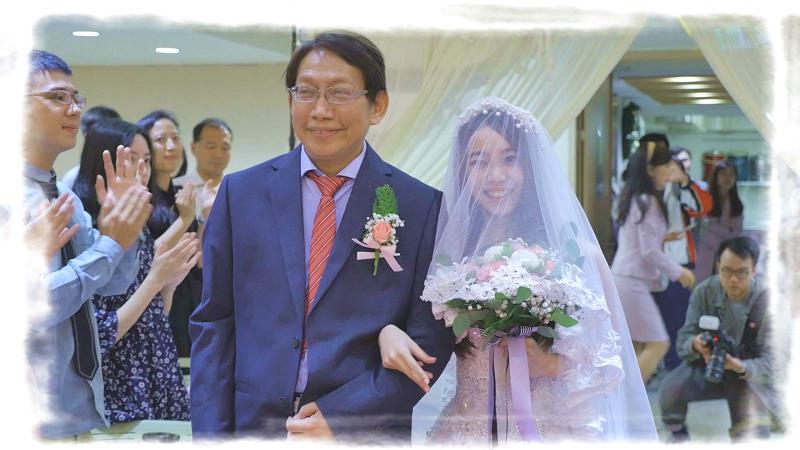 結婚禮拜紀錄方案 單人雙機作品