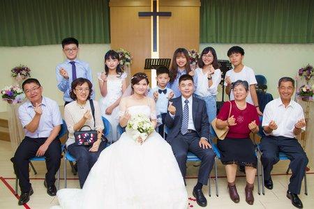 基督教家庭教會結婚禮拜