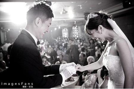 『影迷視爵』平面拍攝婚禮紀錄