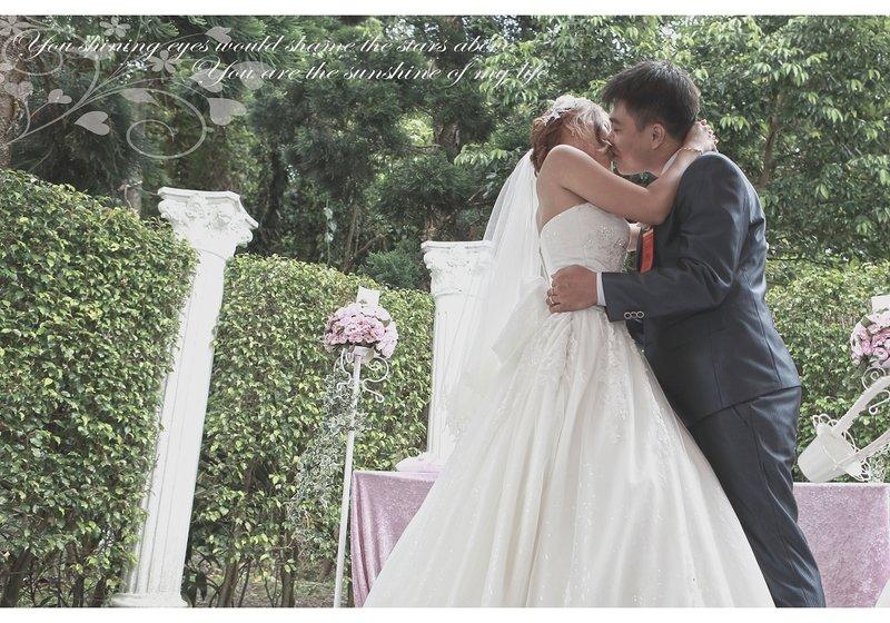 絕攝風華~經典婚禮攝影(平面+片段錄影)作品