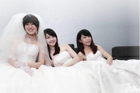 [齊華&宜涵] 與閨蜜的類婚紗