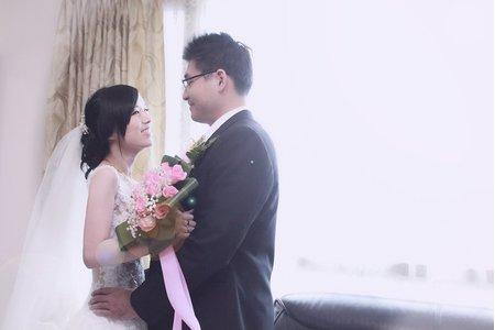 [吉雄&珮姍] 為愛啓程~迎娶