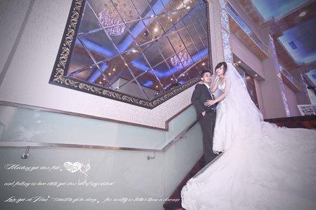 [建隆&郁茹] 浪漫婚宴