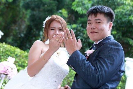 [錦輝&俐伶] 婚禮 . 戶外證婚