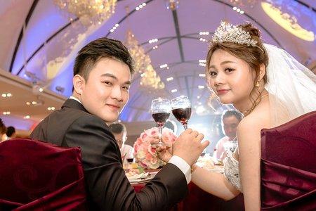 〔婚攝 婚禮紀錄〕訂結婚宴 / 新莊富基海鮮會館