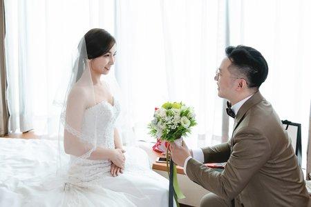〔婚攝 婚禮紀錄〕桃園 皇家薇庭婚宴會館/小城故事影像