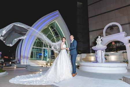 〔婚攝 婚禮紀錄〕星靚點花園飯店/小城故事影像