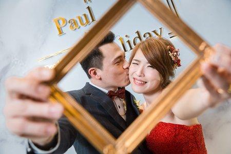 【台北婚攝】彭園婚宴會館 | 雙機婚攝