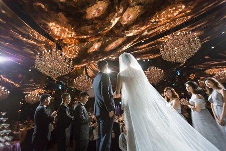 【台北婚攝】君品酒店 | 雙機婚禮攝影
