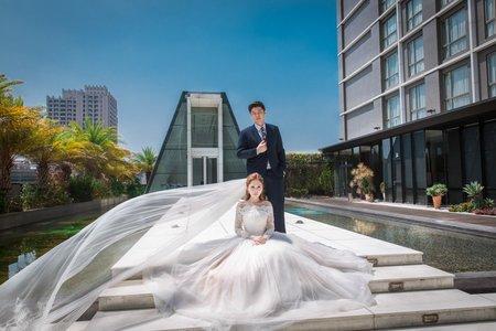 【新竹婚攝】芙洛麗大飯店 | 雙機婚禮攝影