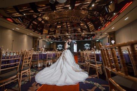 【台北婚攝】新莊頤品 | 雙機婚禮攝影