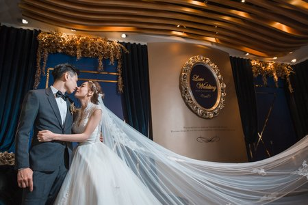 【台中婚攝】非常棧婚禮會館 | 雙機婚禮攝影