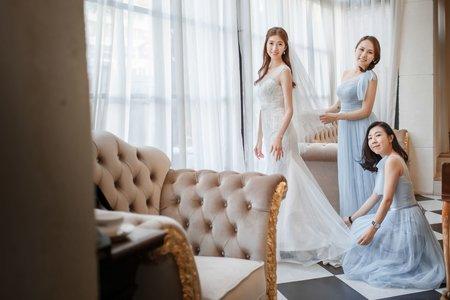 【台北婚攝】台北香頌私宅洋樓 | 雙機婚禮攝影
