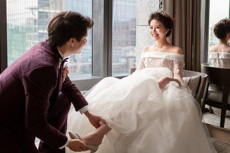 【台北婚攝】萬豪酒店 | 雙機婚禮攝影